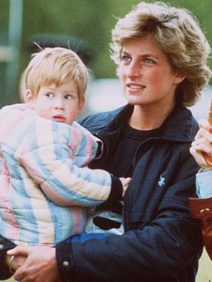 ヘンリー王子子供時代が超可愛い!髪の毛が薄毛なのは代々遺伝
